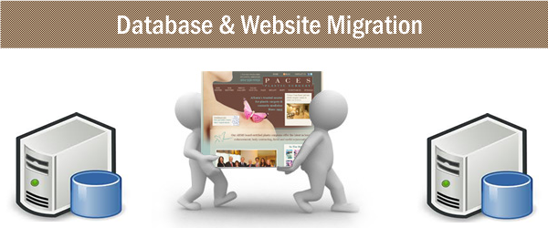 Database-and-Website-Migration